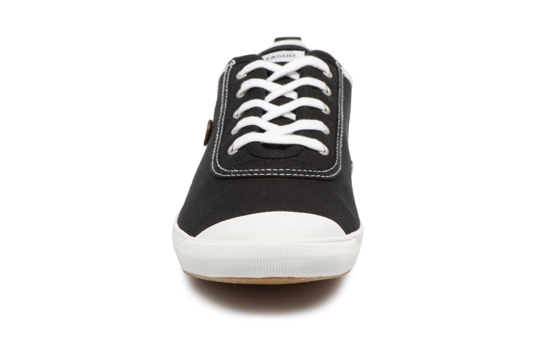 Sneakers Faguo Oak m Nero modello indossato