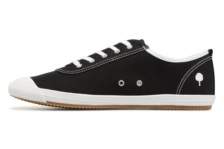 Sneakers Faguo Oak m Zwart voorkant
