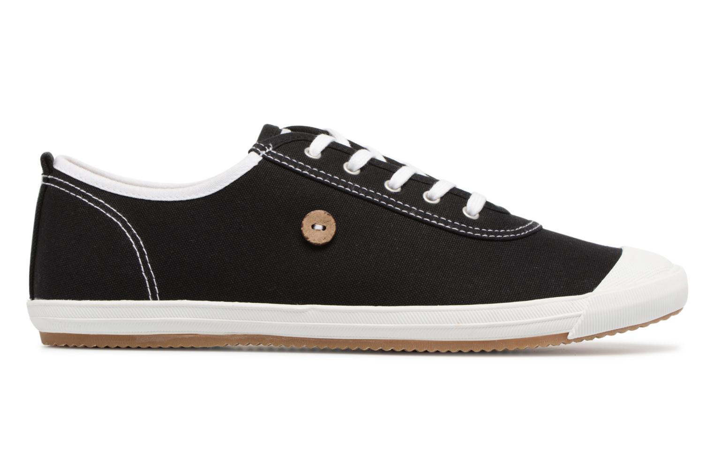 Sneaker Faguo Oak m schwarz ansicht von hinten