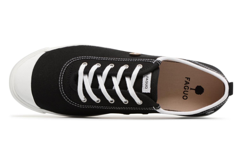 Sneakers Faguo Oak m Nero immagine sinistra