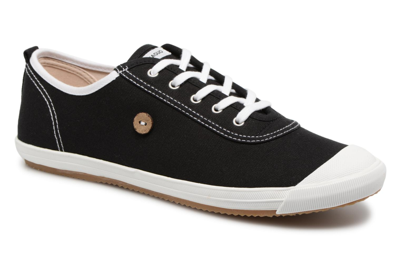 Sneakers Faguo Oak m Zwart detail