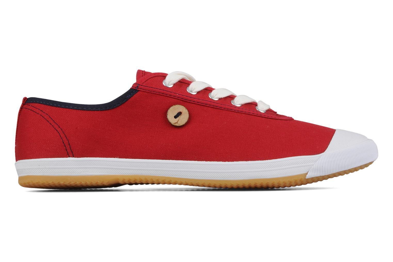 Sneakers Faguo Oak m Rood achterkant