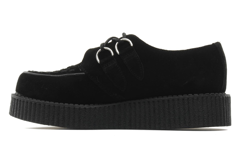 Lace-up shoes T.U.K. Mondo lo creeper Black front view