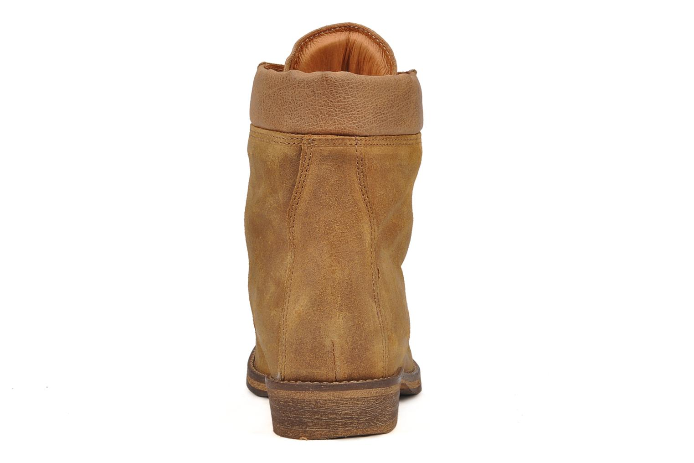 Bottines et boots Jonak Lalima Marron vue droite