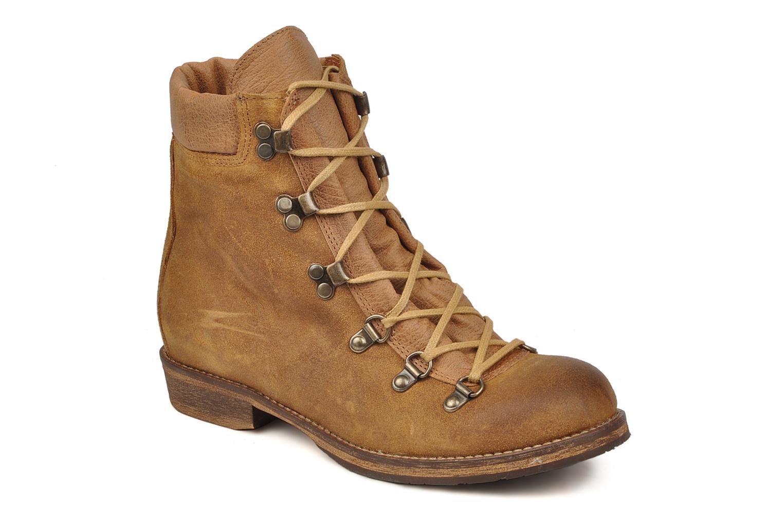 Bottines et boots Jonak Lalima Marron vue détail/paire