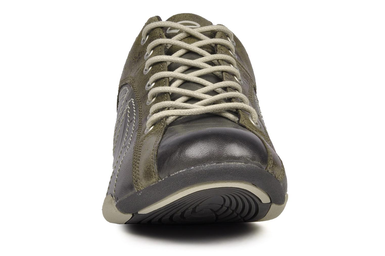 Baskets Redskins Iann Gris vue portées chaussures