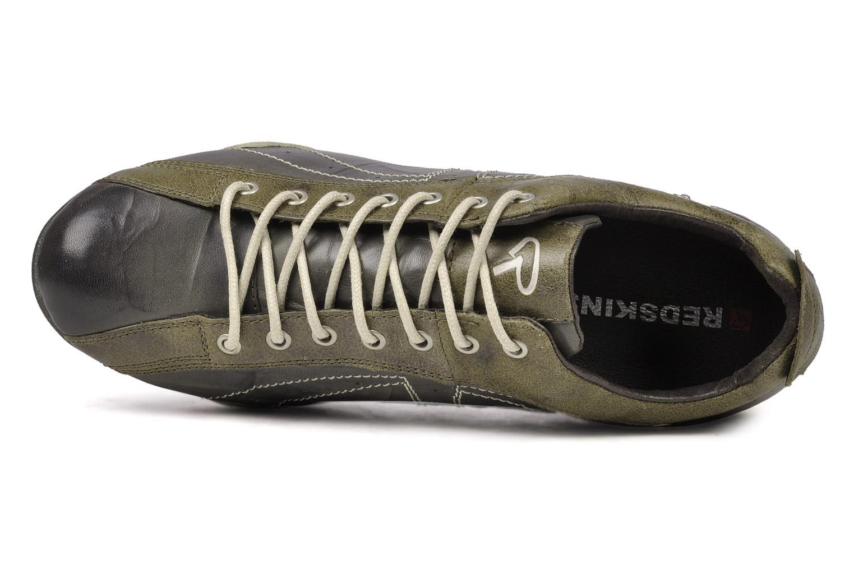 Sneaker Redskins Iann grau ansicht von links