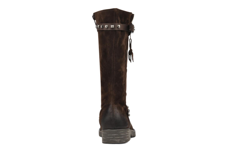 Boots en enkellaarsjes Dkode Melita Bruin rechts