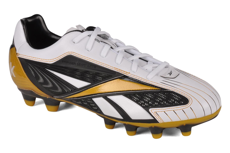 Sportssko Reebok Instante pro hg Hvid detaljeret billede af skoene