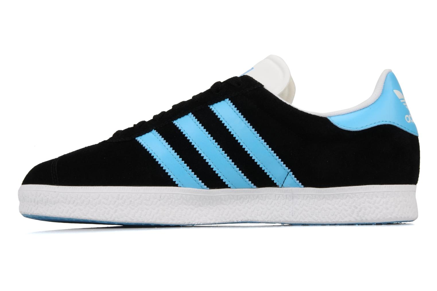 Baskets Adidas Originals Gazelle 2 Noir vue face