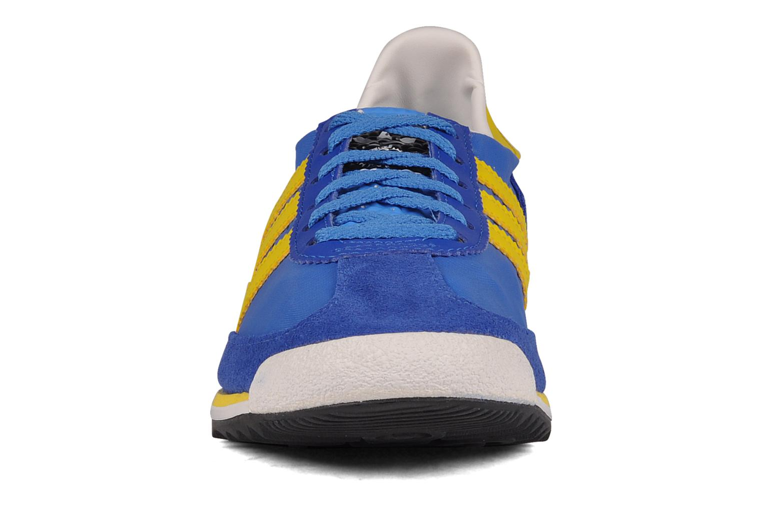 Sneakers Adidas Originals Sl 72 Blauw model