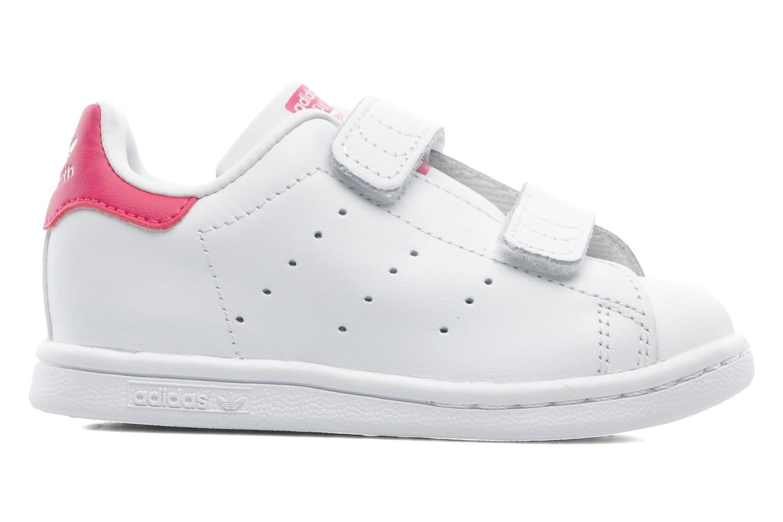 Baskets Adidas Originals Stan smith cf I Blanc vue derrière