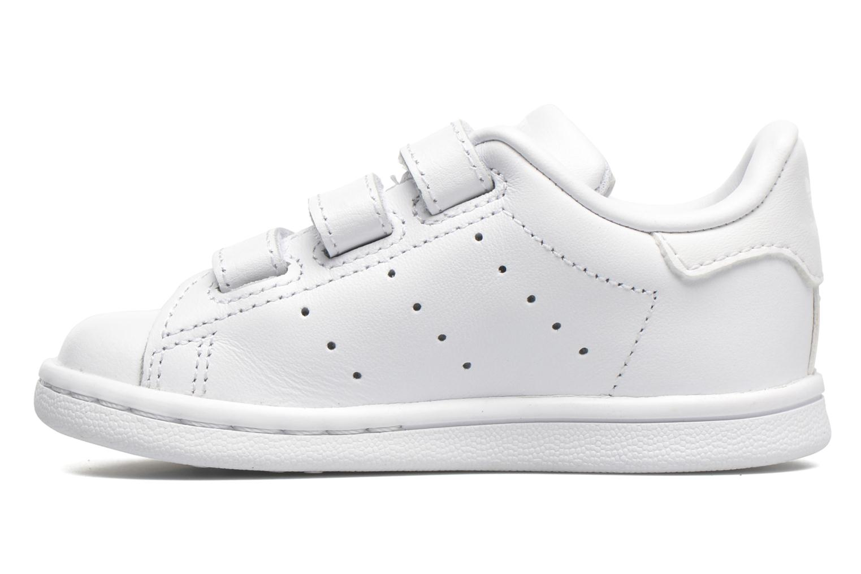 Sneakers Adidas Originals Stan smith cf I Wit voorkant