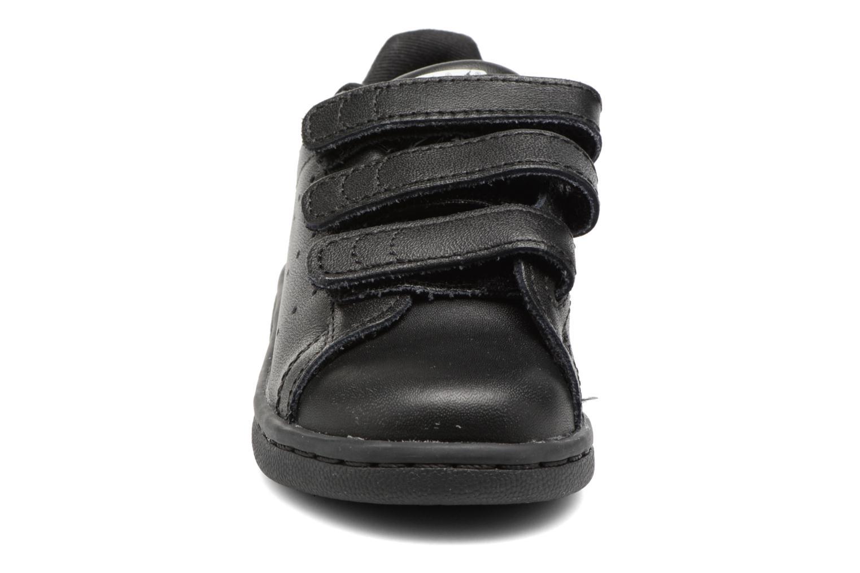 Sneaker Adidas Originals Stan smith cf I schwarz schuhe getragen