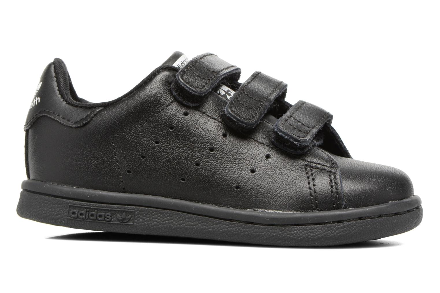 Trainers Adidas Originals Stan smith cf I Black back view