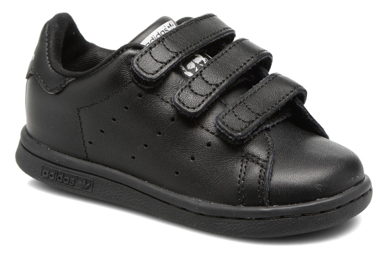 Sneaker Adidas Originals Stan smith cf I schwarz detaillierte ansicht/modell