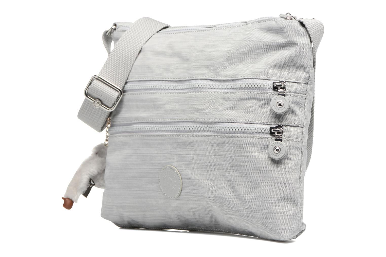 Handtaschen kipling Alvar grau schuhe getragen