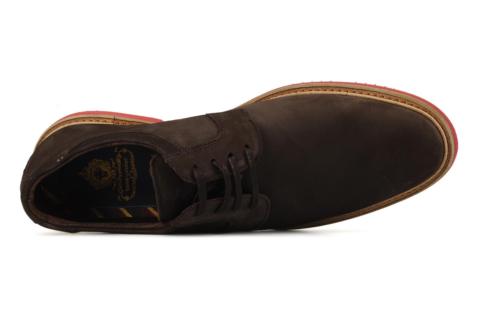 Gatsby nubuck brown