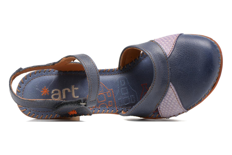 Sandales et nu-pieds Art Amsterdam 313 Multicolore vue gauche