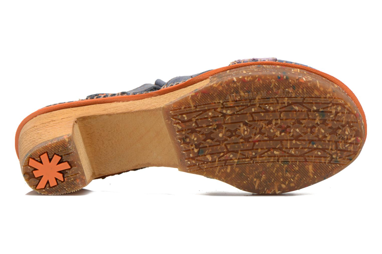 Sandales et nu-pieds Art Amsterdam 313 Multicolore vue haut