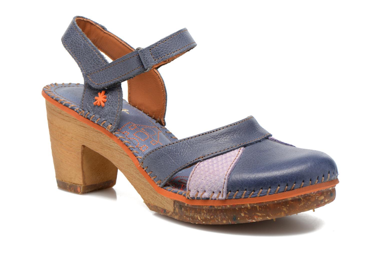 Sandales et nu-pieds Art Amsterdam 313 Multicolore vue détail/paire