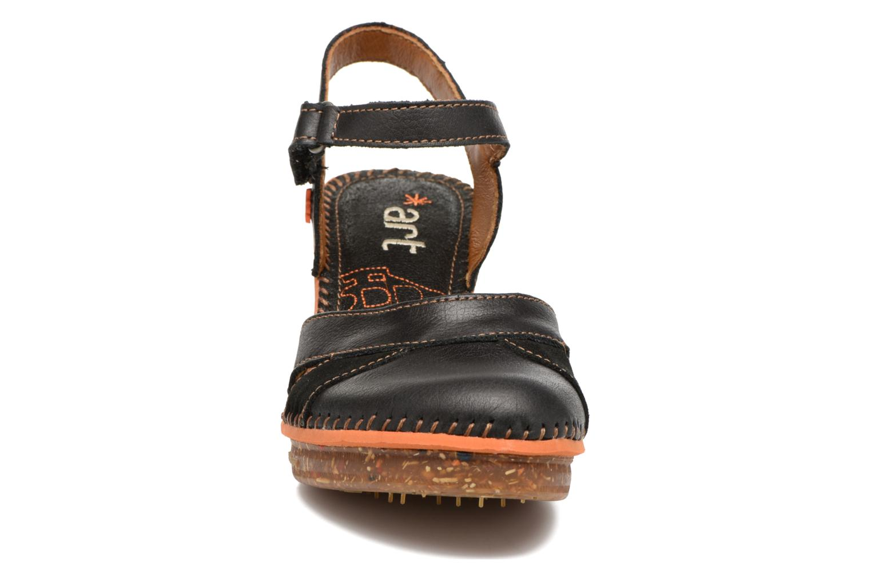 Sandalen Art Amsterdam 313 schwarz schuhe getragen