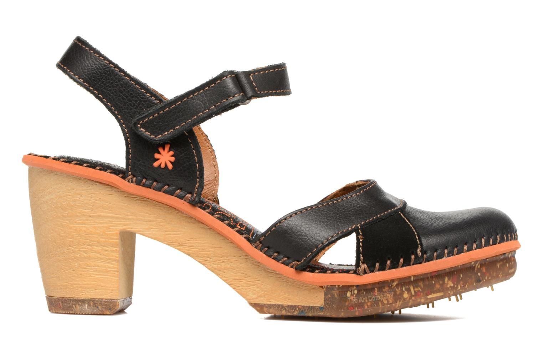 Sandales et nu-pieds Art Amsterdam 313 Noir vue derrière