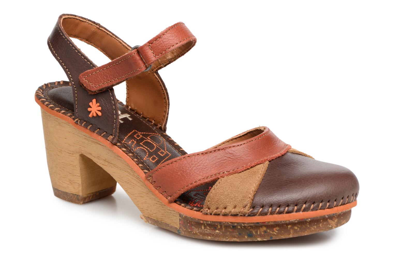 Marques Chaussure femme Art femme Amsterdam 313 Brown-petalo