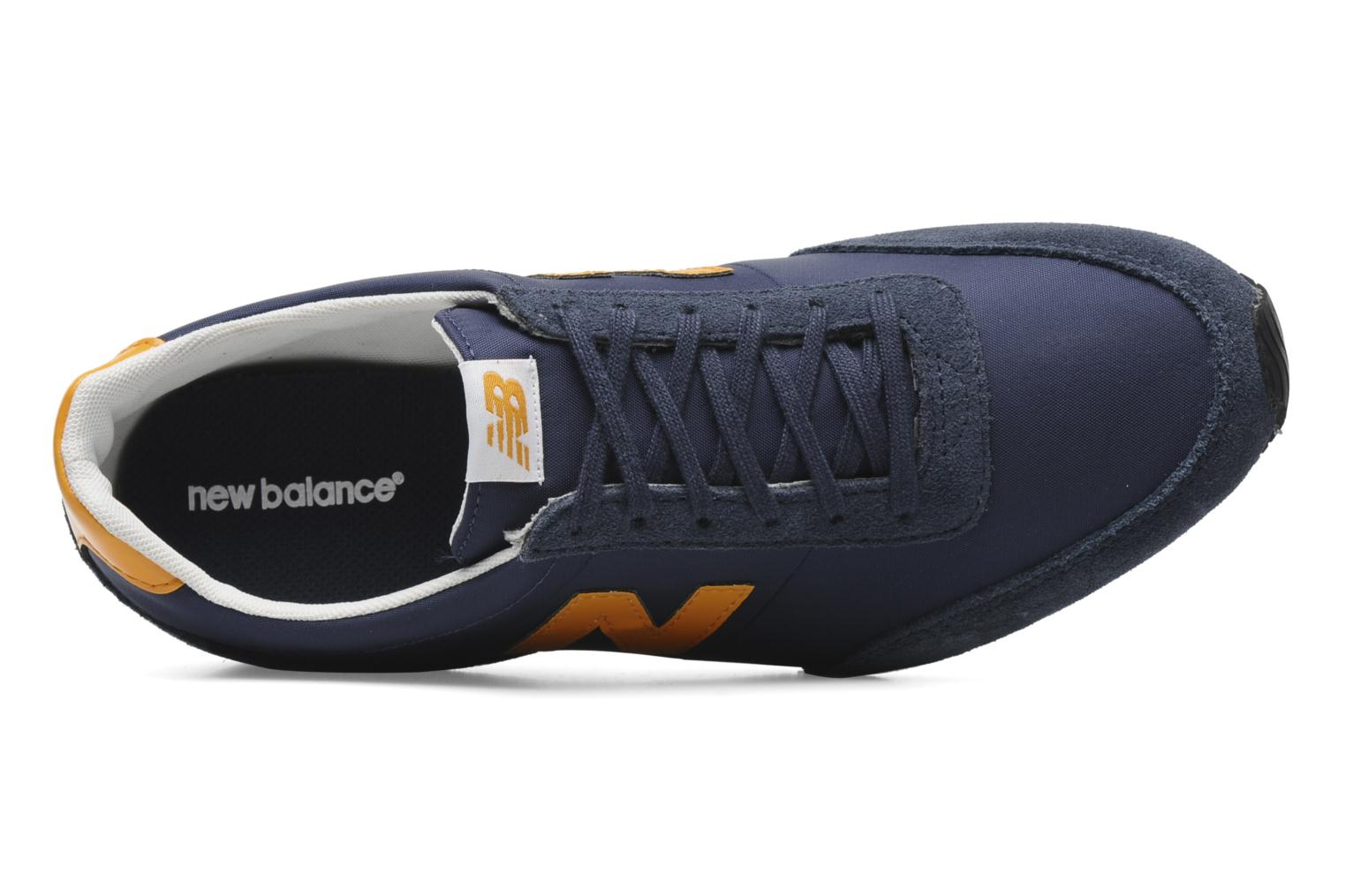 Sneakers New Balance S410 Blauw links