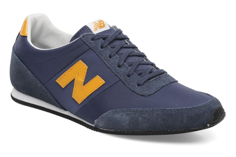 Sneakers New Balance S410 Blauw detail