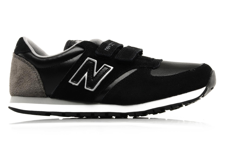 Sneakers New Balance Ke420 Zwart achterkant