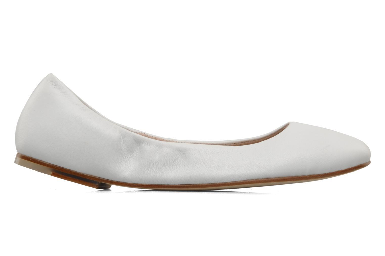 Ballerina's Bloch Arabian ballerina Wit achterkant