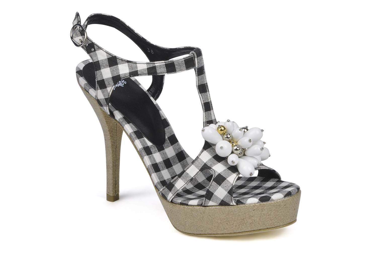 Sandali e scarpe aperte Castaner Missy Nero vedi dettaglio/paio