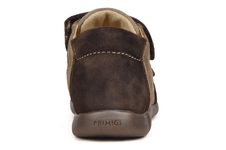 Sneakers Primigi Martin Brun Se fra højre