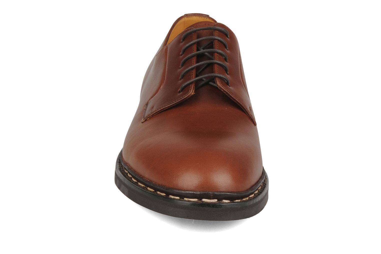 Schnürschuhe Marvin&Co Marcol braun schuhe getragen