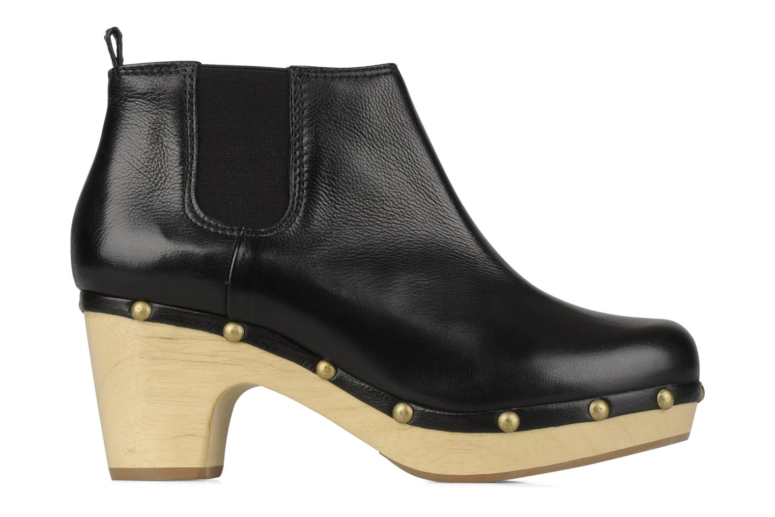 Ankle boots Studio TMLS Caius boot Black back view