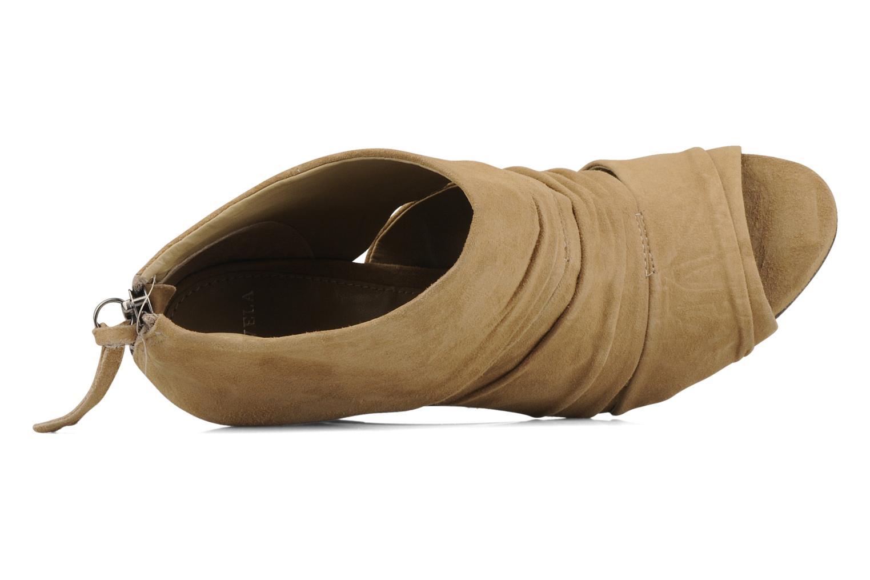 Boots en enkellaarsjes Carvela Asterix Beige links