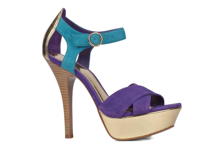 Sandales et nu-pieds Carvela Gallant Or et bronze vue derrière