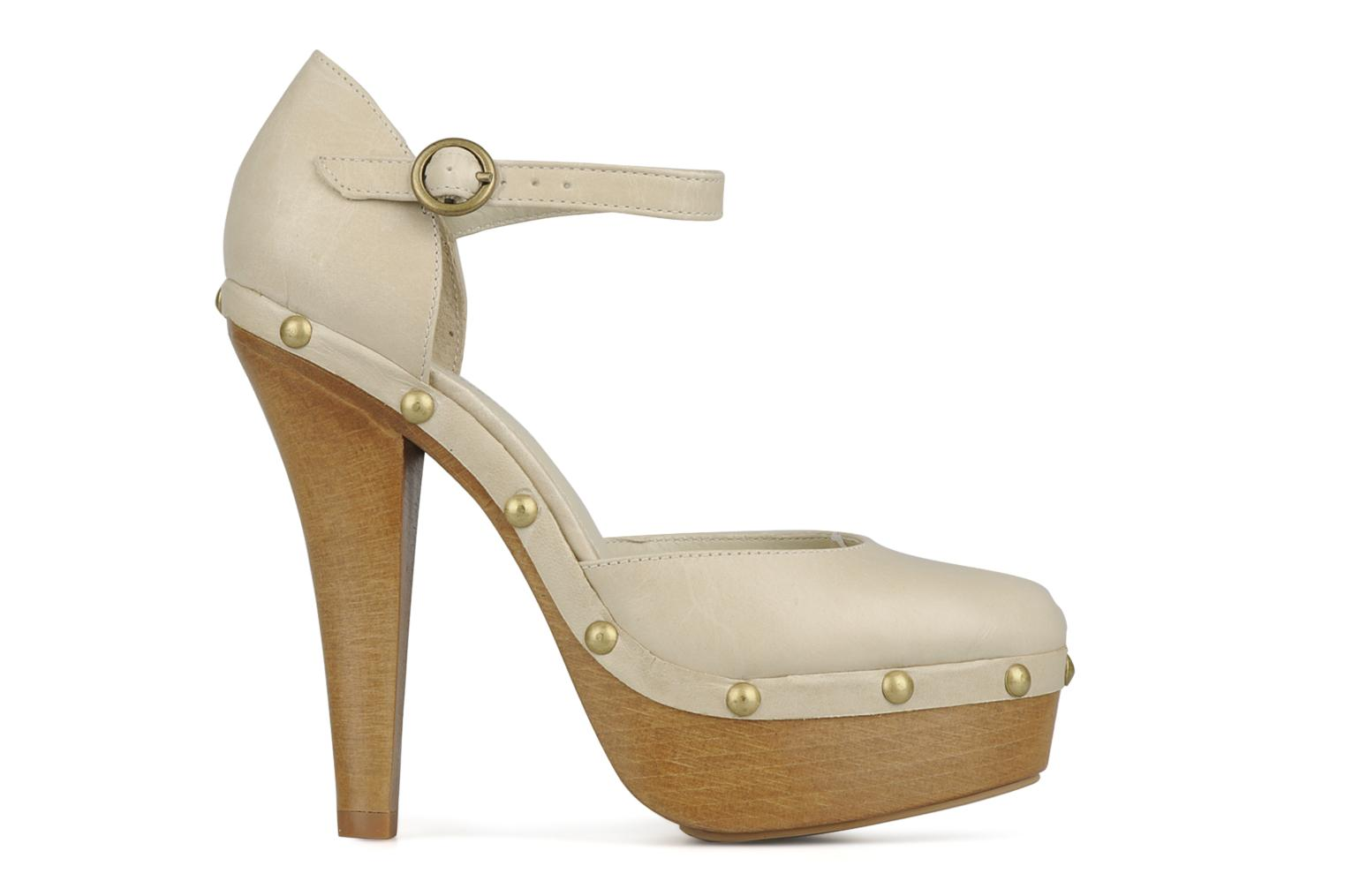 High heels Carvela Acorn Beige back view