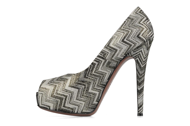 High heels Missoni Anatolia Black front view