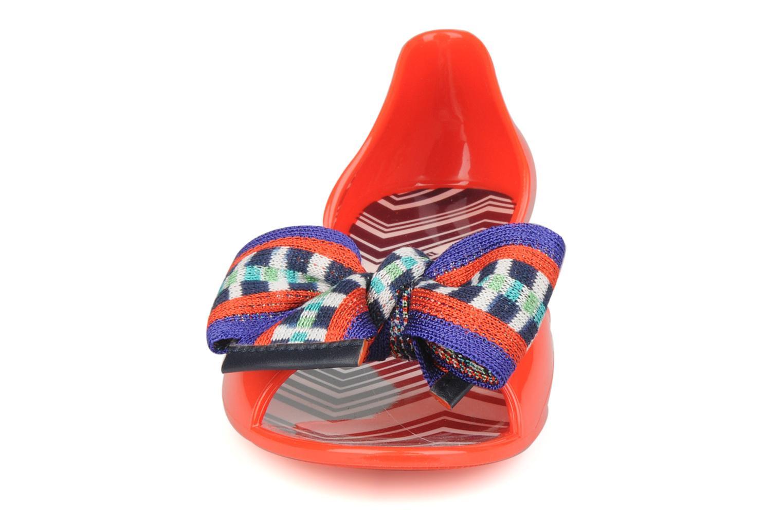 Sandali e scarpe aperte Missoni Athina Rosso modello indossato
