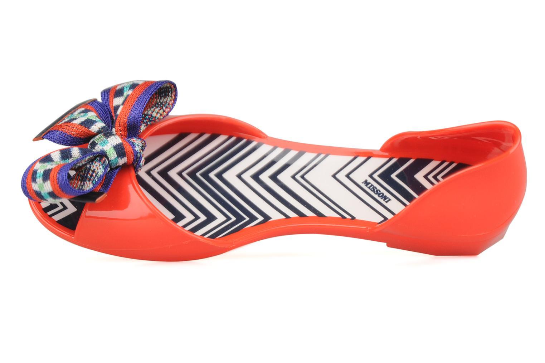 Sandali e scarpe aperte Missoni Athina Rosso immagine sinistra