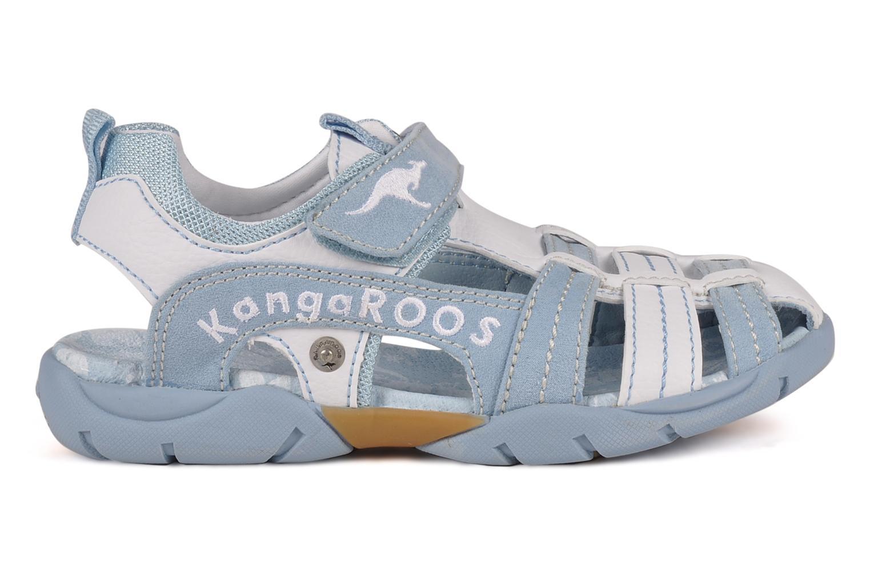 Sandalen Kangaroos Vita Blauw achterkant