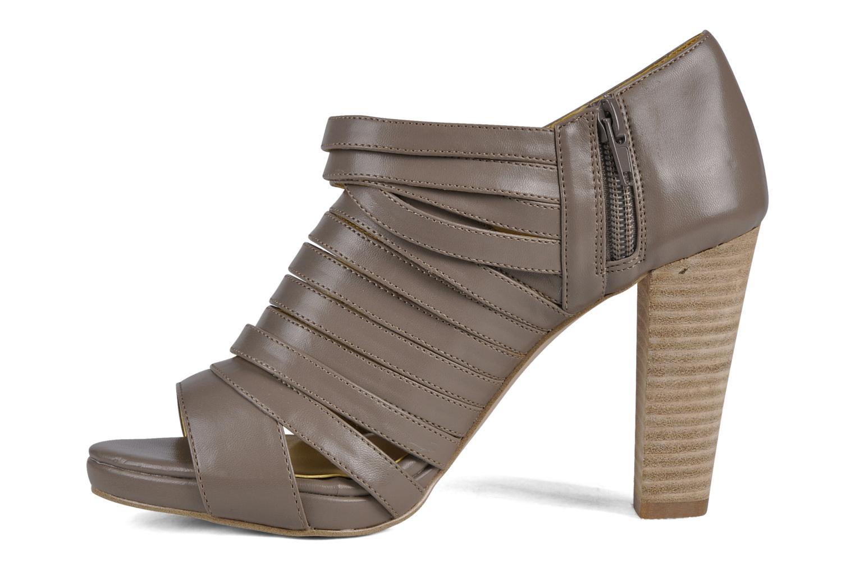 Bottines et boots Chocolate Schubar Viglio Gris vue face
