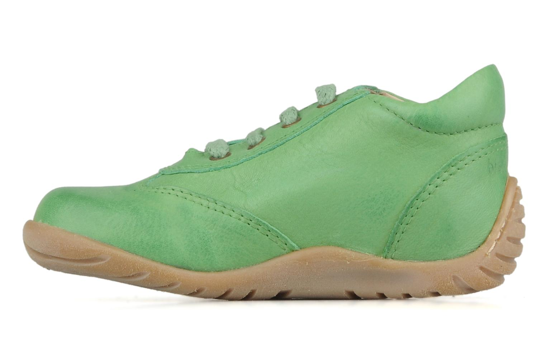 Stiefeletten & Boots Bisgaard Acérola grün ansicht von vorne