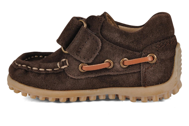 Loafers Bisgaard Maypop Brown front view