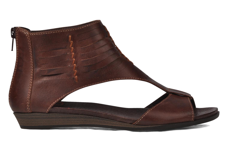 Sandali e scarpe aperte Pikolinos Alcudia 8262 Marrone immagine posteriore