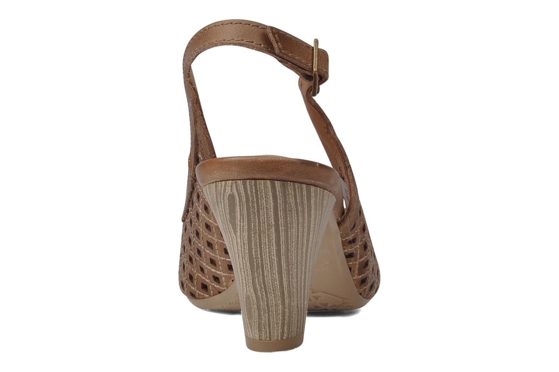 Sandali e scarpe aperte Pikolinos Vic 8385 Beige immagine destra