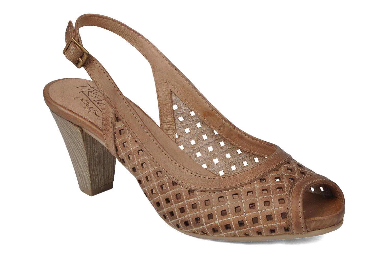 Sandali e scarpe aperte Pikolinos Vic 8385 Beige vedi dettaglio/paio