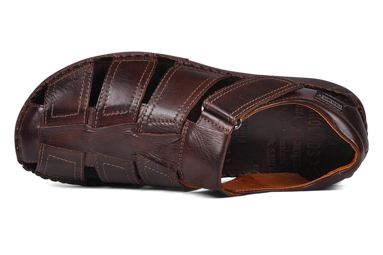 Sandales et nu-pieds Pikolinos Tarifa 5433 Marron vue gauche